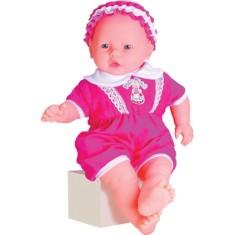 Imagem de Boneca Bebê Fala Bebê Sid-Nyl