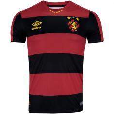 Camisa Torcedor Sport Recife I 2019/20 Umbro