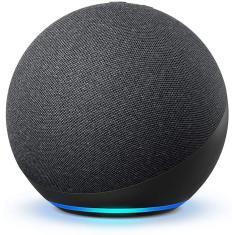 Imagem de Smart Speaker Amazon Echo 4ª Geração Alexa