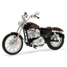Imagem de Harley Davidson XL 1200V Seventy Two 2012 Maisto 1:12