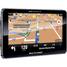 "GPS Automotivo Multilaser Tracker III GP038 7,0 "" TV Digital"