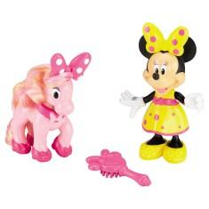 Imagem de Boneca Disney Minnie e Amigo Pônei Mattel