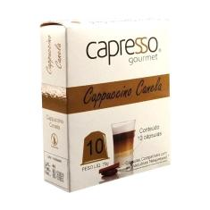 Imagem de Capuccino Canela Em Cápsulas Capresso Gourmet