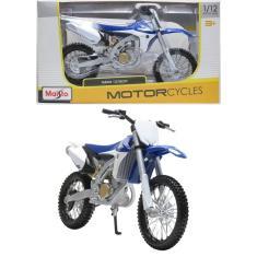 Imagem de Moto Yamaha YZ450F - Motorcycles - 1/12 - Maisto