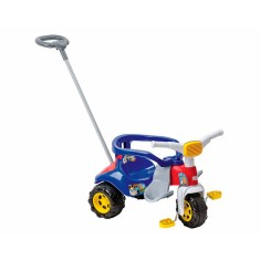 Imagem de Triciclo com Pedal Magic Toys Tico-Tico Zoom Max 2710