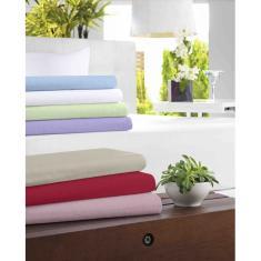 Imagem de Lençol Casal 1,38m x 1,88m c/ elástico Malha In Cotton