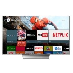"Smart TV TV LED 85"" Sony X850D 4K HDR Netflix XBR-85X850D 4 HDMI"