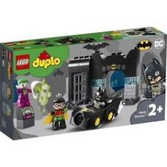 Imagem de LEGO DUPLO - Batman Batcaverna 10919
