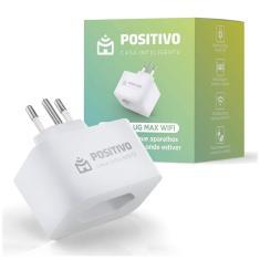 Imagem de Positivo Smart Plug Max Wi-Fi 16A - Torne sua casa inteligente