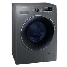 Lava e Seca Samsung 10,2kg Eco Bubble Inox WD10J6410AW