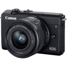 Imagem de Câmera Canon EOS M200 Mirrorless Digital kit Lente 15-45mm