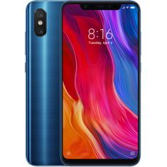 Smartphone Xiaomi Mi 8 64GB Qualcomm Snapdragon 845 12,0 MP 2 Chips Android 8.1 (Oreo) 3G 4G Wi-Fi