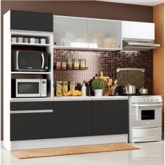 Cozinha Completa 7 Portas 1 Gaveta Topazio Madesa