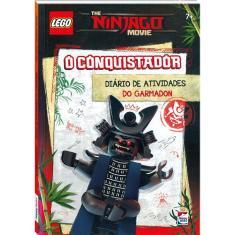 Imagem de Lego The Ninjago Movie: O Conquistador - Diário de Atividades do Garmadon