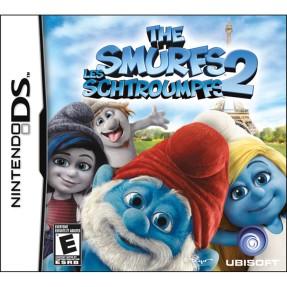Jogo The Smurfs 2 Ubisoft Nintendo DS
