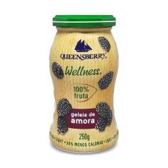 Imagem de Geleia de Amora 100% Fruit 250 g - Queensberry