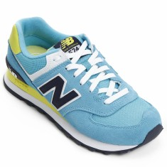 5991d2db7dd Tênis New Balance Feminino Casual 574 Core Plus