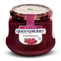 Imagem de Geleia de Framboesa Queensberry Diet 280g