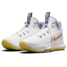 Imagem de Tênis Nike Unissex Basquete Lebron Witness V