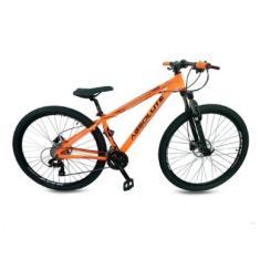 Imagem de Bicicleta Mountain Bike Absolute 24 Marchas Aro 29 Suspensão Dianteira Freio a Disco Hidráulico Nero III Comp