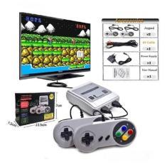 Mini Console De Video Game Clássico Retro Com 620 Jogos