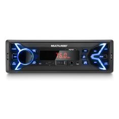 Media Receiver Multilaser Pop BT USB Bluetooth Viva Voz