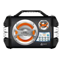 Caixa de Som Bluetooth Lenoxx CA303 Music Wave