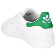Tênis Adidas Feminino Casual Stan Smith a99722af6335f