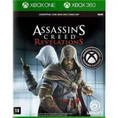 Imagem de Jogo Assassins Creed Revelations Xbox One Ubisoft