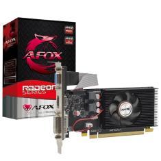 Imagem de Placa de Vídeo AMD Radeon R5 230 2GB DDR3 64-Bits Afox - AFR5230-2048D3L4