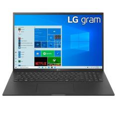 "Notebook LG Gram 17Z90P-G.BH71P1 Intel Core i7 1165G7 17"" 16GB SSD 512 GB 11ª Geração Windows 10"
