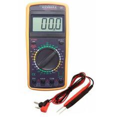 Imagem de Multímetro digital com capacímetro E beep 9205A 9KF eda