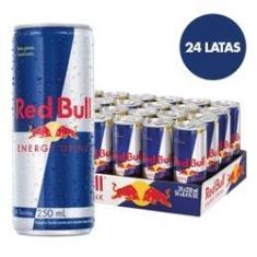 Imagem de Red Bull Energy Drink - 24 Latas
