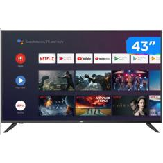 "Imagem de Smart TV LED 43"" JVC Full HD HDR LT-43MB308 3 HDMI"