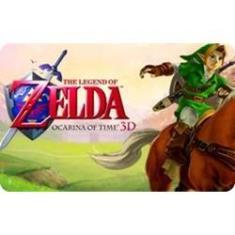 Imagem de Gift Card Digital The Legend of Zelda: Ocarina of Time 3D para Nintendo 3DS