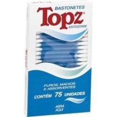 Imagem de Bastonetes Topz 75 Un Cremer
