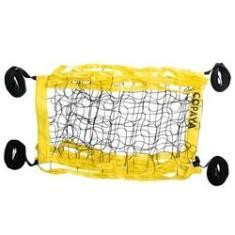 Imagem de Rede de Vôlei de Praia BV100 sunshine-yellow ÚNICO