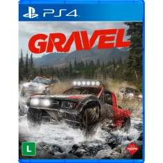 Jogo Gravel PS4 Milestone