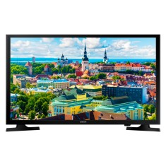 "TV LED 32"" Samsung HG32ND450SG 2 HDMI USB Frequência 60 Hz"