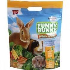Imagem de Funny Bunny Ração Delícias Da Horta Coelho 1,8kg