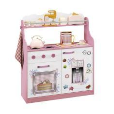 Imagem de Cozinha Infantil Porta Brinquedos Kitchen   Moveis Estrela