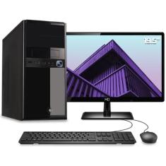 PC Quantum 29230 Intel Core i3 6 GB 500 Linux 19,5""