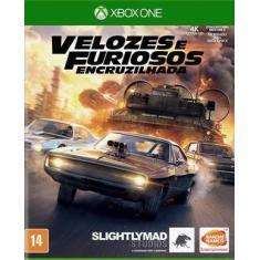 Jogo Velozes e Furiosos: Encruzilhada Xbox One Bandai Namco