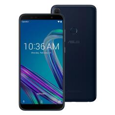 Smartphone Asus Zenfone Max Pro (M1) ZB602KL 32GB Qualcomm Snapdragon 636 13,0 MP 2 Chips Android 8.0 (Oreo) 3G 4G Wi-Fi