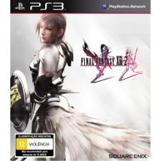 Jogo Final Fantasy XIII 2 PlayStation 3 Square Enix