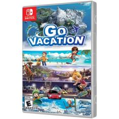 Jogo Go Vacation Bandai Namco Nintendo Switch