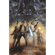 Star Wars: Episode IV: A New Hope - Capa Dura - 9780785193487