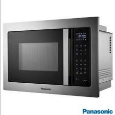 Imagem de Micro-ondas de Embutir Panasonic Style Grill 30 Litros NNGT682SRU Inox