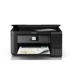 Impressora Multifuncional Epson Ecotank L4160 Tanque de Tinta Colorida Sem Fio