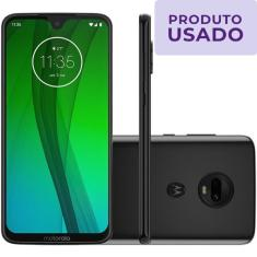 Smartphone Motorola Moto G G7 Usado 64GB Android